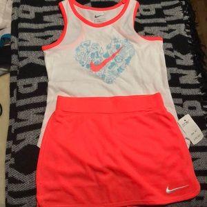 🆕 Nike Toddler Girls 2-Pc.